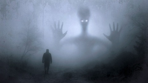 Alien, nigthmare, spirit...